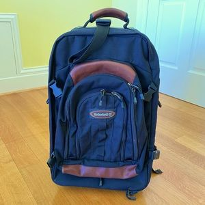 Timberland Suitcase Rolling Luggage